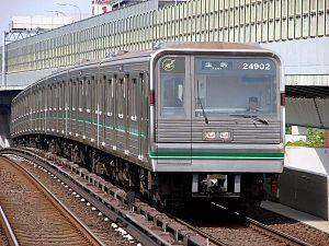 大阪市営中央線の民泊物件