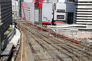 大阪環状線の民泊物件