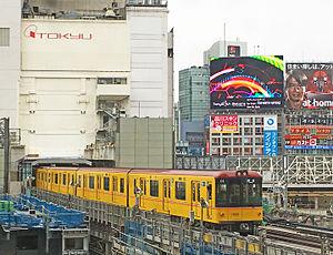 東京メトロ銀座線の民泊物件